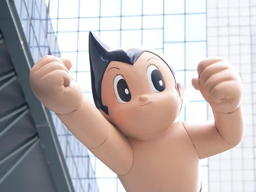 Astro Boy!