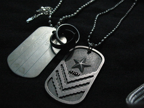 dog tags and rings | by shutterstar11