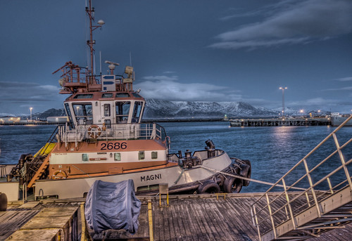 Icelandic Whaling Tug | by Stuck in Customs
