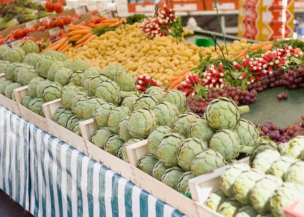 Vegetables market report