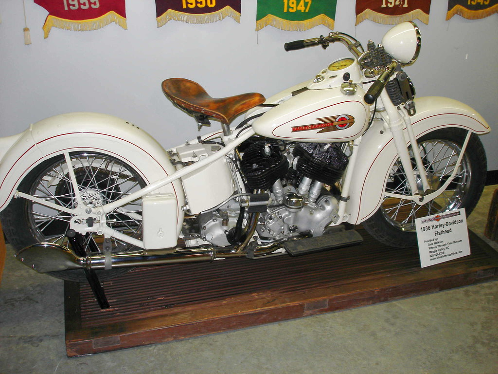 Harley Davidson Flathead For Sale