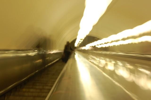 Приостановлено движение поездов на Люблинской ветке метро