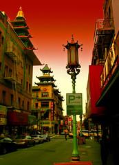 random tweak in china town