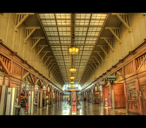 The Central Station Indoor HDR | by u n c o m m o n