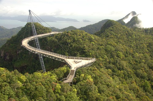 Langkawi Sky Bridge | by The Dilly Lama