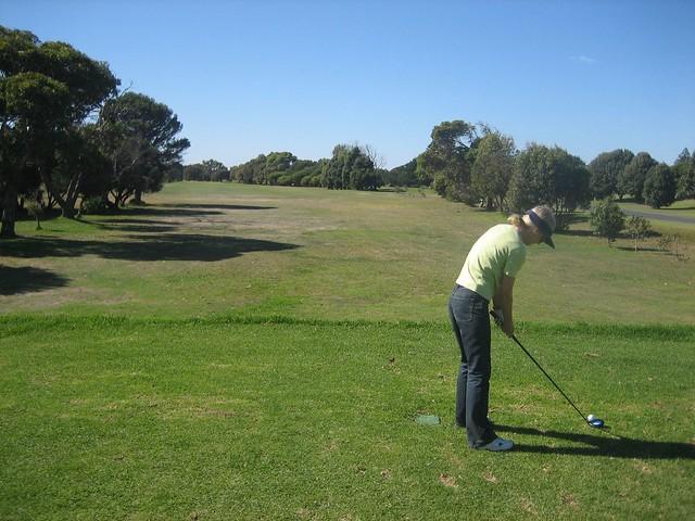 Beachport Australia  city photos gallery : Beachport Golf Course, South Australia | Flickr Photo Sharing!
