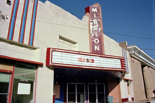 mission theatre in sulphur springs texas flickr photo