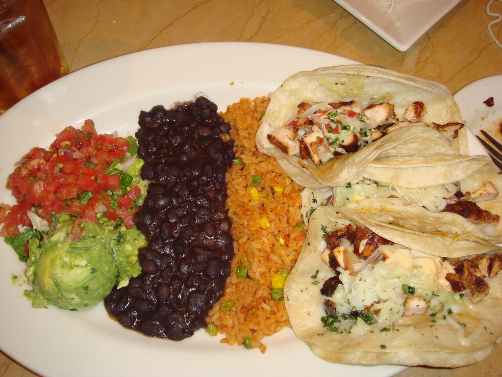 Baja Chicken Tacos Baja Chicken Taco | by