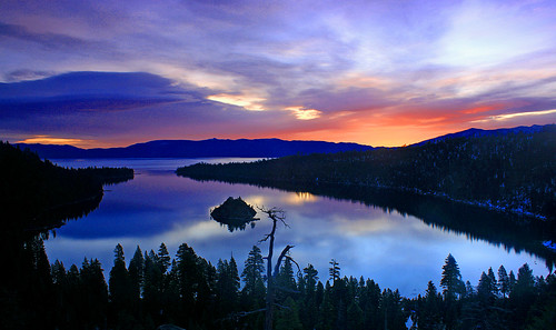 Emerald Bay Sunrise | by mrwsierra