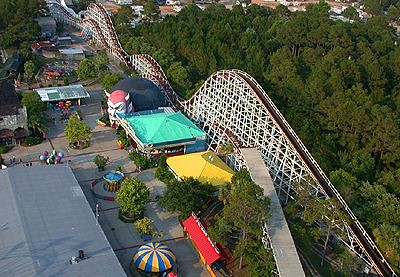 Miracle Strip Amusement Park, Panama City Beach, Florida ...
