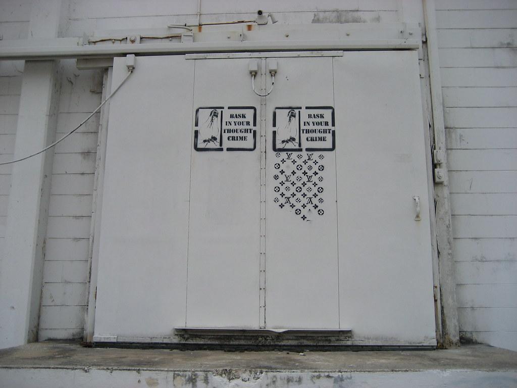 Warehouse door channelside giveawayboy flickr for Door 3d warehouse