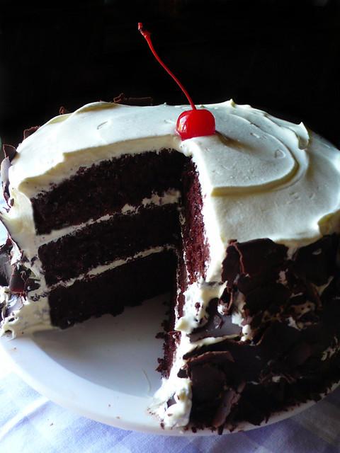 Hawaii Chocolate Dream Cake Recipe
