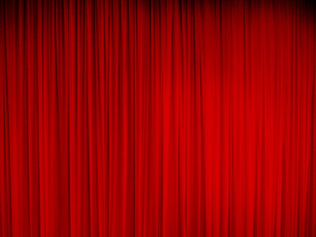Red Curtain This was the curtain used in Cirque du Soleil Flickr