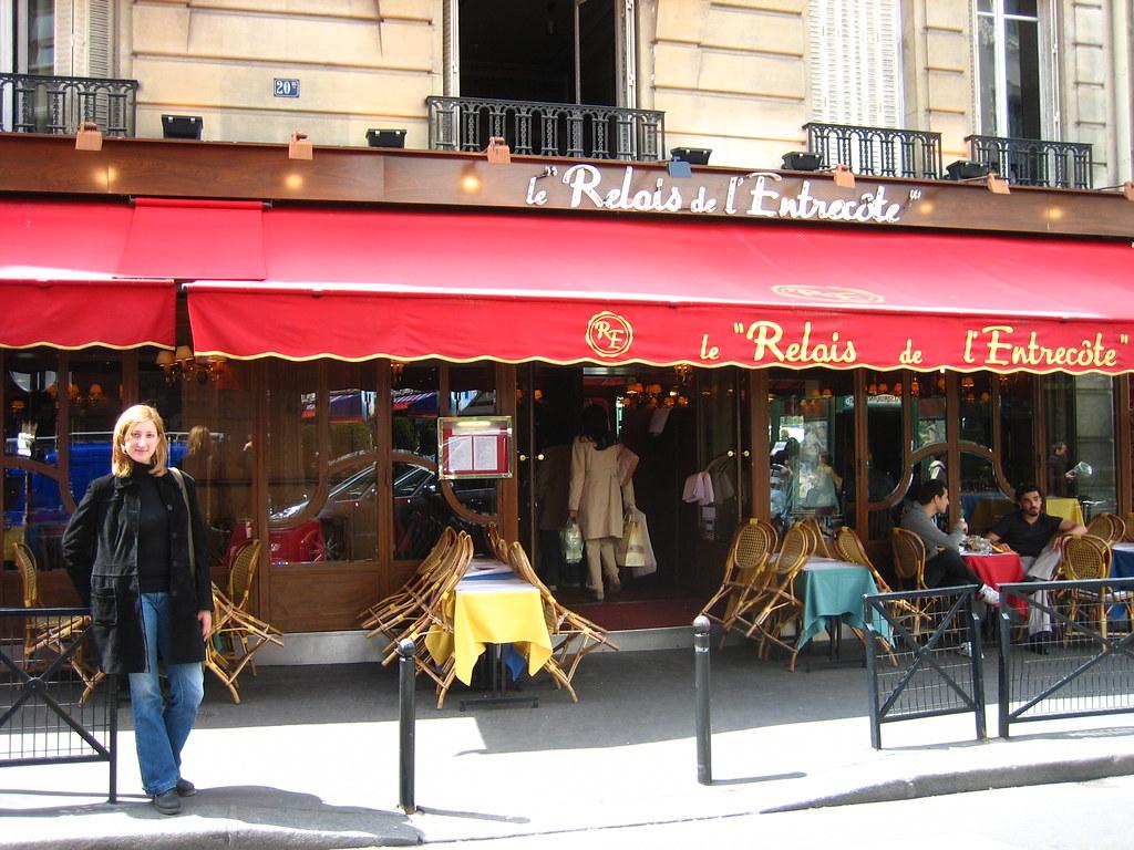 Restaurant Le Relais Gastros A Paris Metro Abbeyess