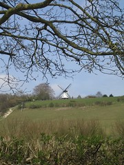Windmill on a hill | by Mince
