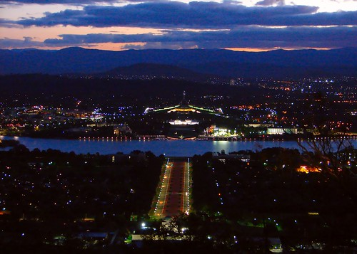 how to get to tinamba from canberra