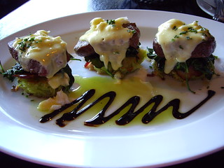 Cameron's Steak Benedict | by swampkitty