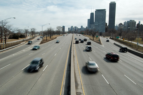 Lake shore drive traffic | by stevec77