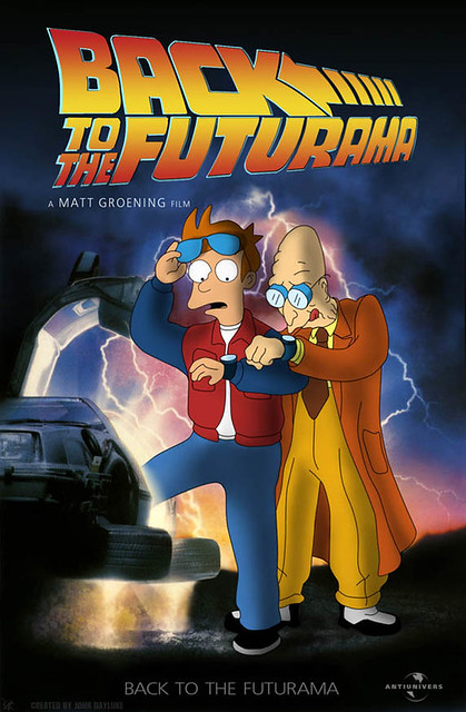 Back To The Futurama