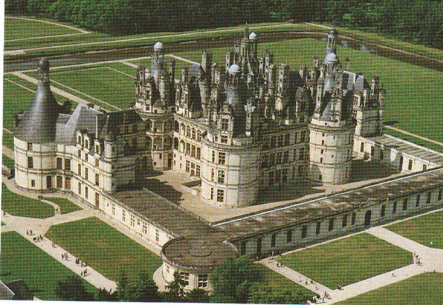 Chateaux chambord loire valley france by dbduo photography