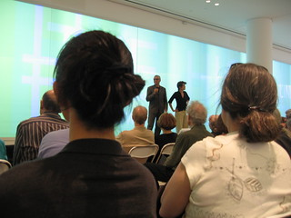 Diller & Scofidio talk at the IAC Building for the Friends of the High Line | by Michael Surtees