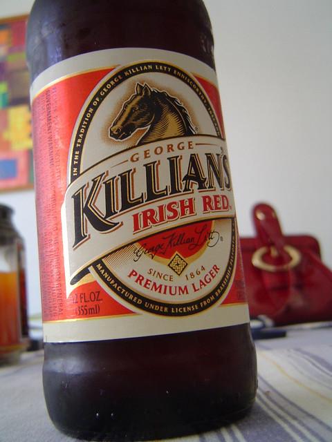 Is Killians Irish Red A Craft Beer