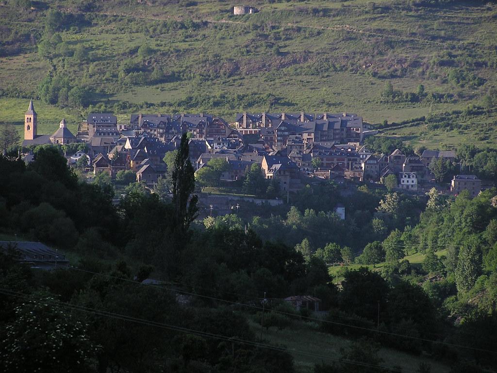 Vistas de gausach lerida valle de aran 03 visita - Inmobiliarias valle de aran ...