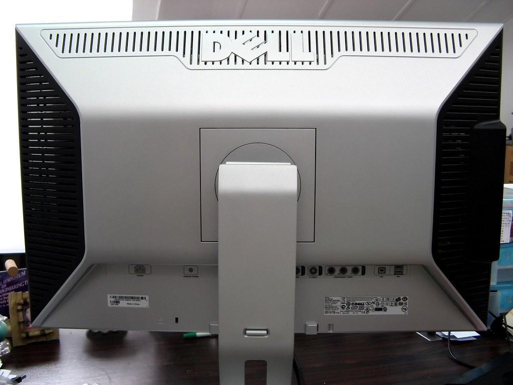 Dell 2407WFP 24-inch Widescreen UltraSharp LCD Monitor (ba