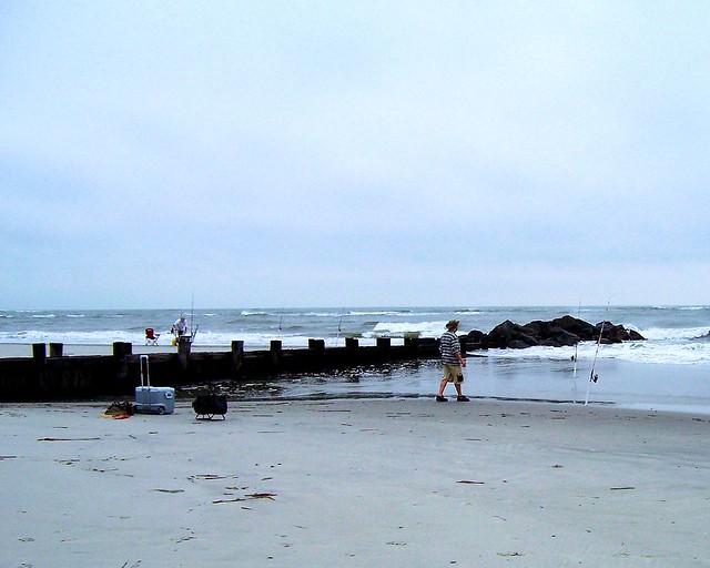 Folly Beach Fishing Pier Charleston Sc