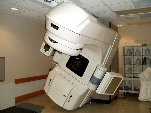 Varian radiation therapy machine | by IndyDina with Mr. Wonderful