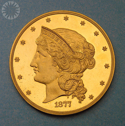 United States 50 Dollars 1877 Pattern Si Neg 2005