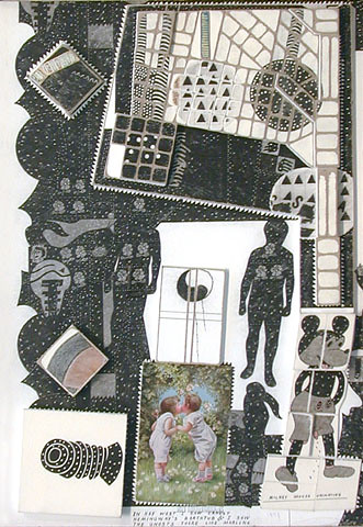ray johnson collage | kait jarbeau | Flickr