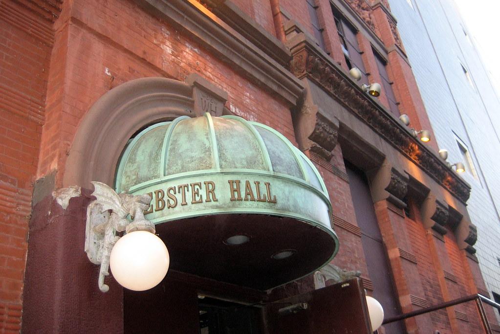 NYC - East Village: Webster Hall | Webster Hall was ...