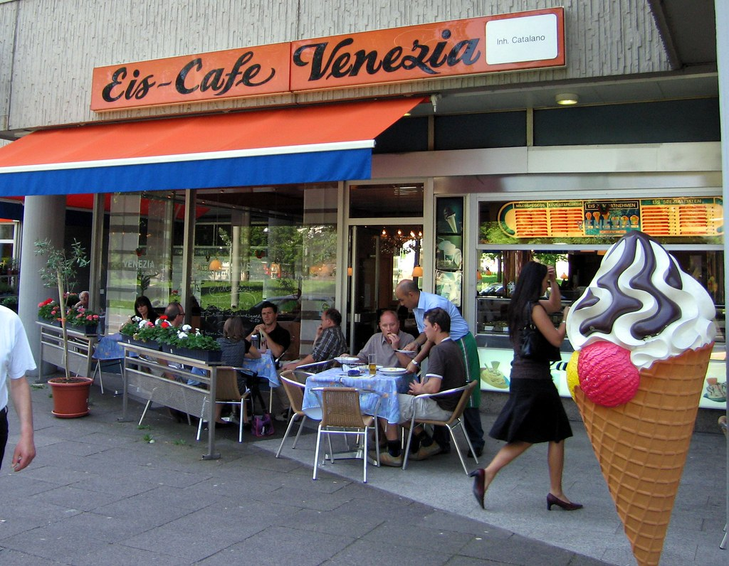 Eis Cafe De Covre Alzey