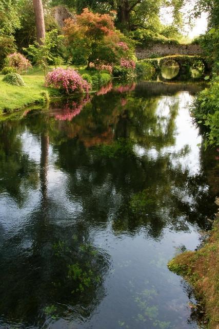 Giardini Di Ninfa Massimiliano Flickr