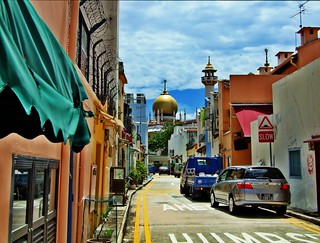 Shop Houses - Back - Arab Street Singapore | by neilalderney123