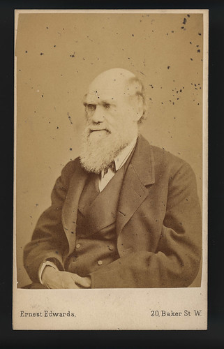 Charles Darwin | by Smithsonian Libraries