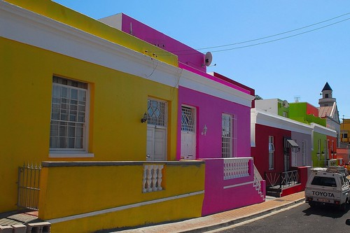 Bokaap cottages