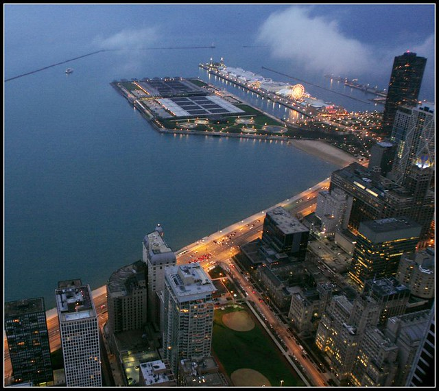 Signature Room (View) - Chicago | A view of Chicago\'s Lakesh… | Flickr
