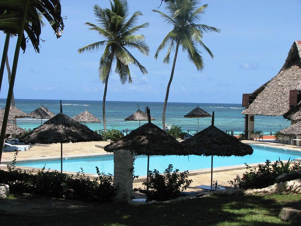 Jadini Beach Hotel Kenya