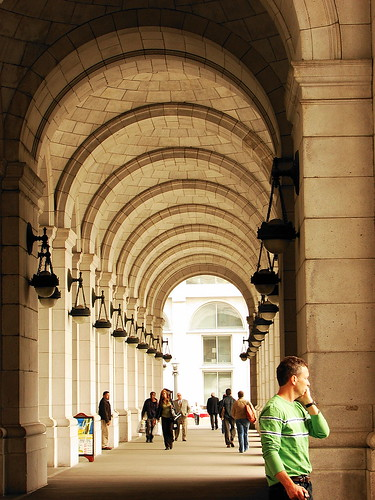 Waiting Under the Arches | by Carl_Cabading