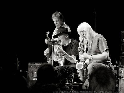 Johnny & Edgar Winter, Rick Derringer at Concert in Leipzig 006sw | by True Steel