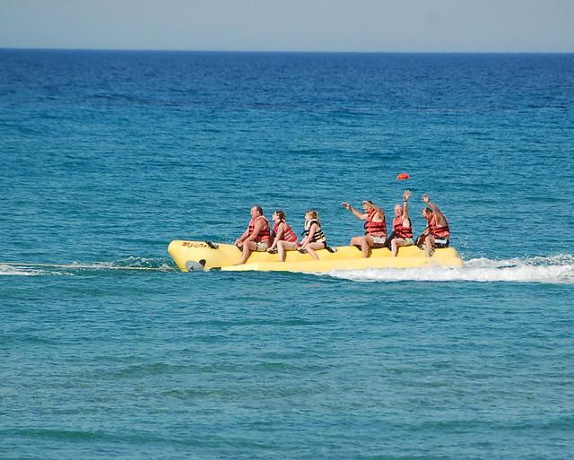 Banana Boat Rides Ocean Isle Beach Nc
