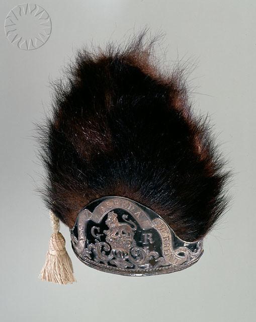 british grenadier u0026 39 s bearskin cap