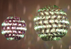 Sibir Designs Awesome CD Lamps | by Inhabitat