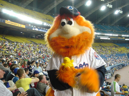 Sweek and Youppi | by patita pirata