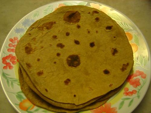 how to make foolproof chapati english