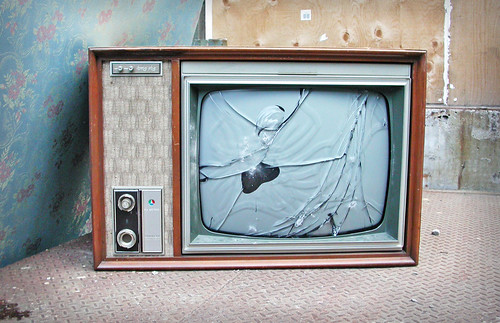 one less tv | by Kevin Steele