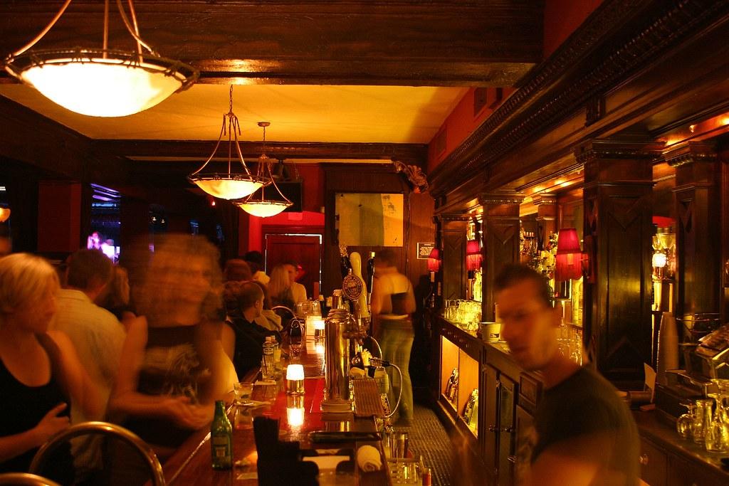 The Hawk Bar And Kitchen Merchant Square Glasgow