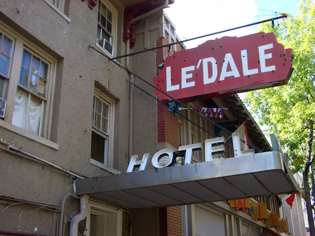 The Le U0026 39  Dale Hotel In New Orleans Where Ylenia Carrisi  T